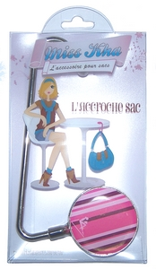 emballage accroche sac pvc