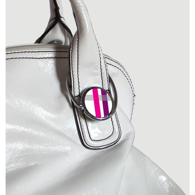 Accroche-Sac Pliable Vierge Miss Kha Bagages Accessoires de sac à main