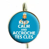 Accroche-clés Keep Calm